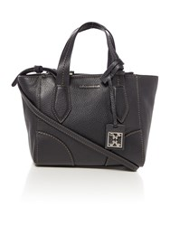 Coccinelle Black Mini Tote Bag Black