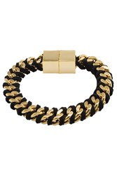 Bex Rox Gold Box Bracelet Black