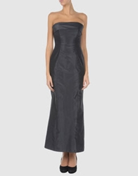 Katharine Hamnett London Long Dresses Black