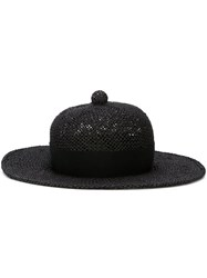Henrik Vibskov 'Nipple' Hat Black