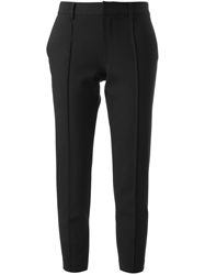 Thakoon Tailored Cropped Trouser Black