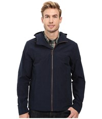 Timberland Dryvent Ragged Packable Jacket Dark Sapphire Men's Coat Blue