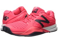 New Balance Mc996v2 Bright Cherry Black Men's Tennis Shoes Red