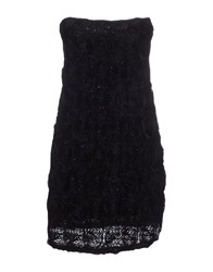 Poems Short Dresses Black