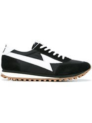 Marc Jacobs 'Lightning Bolt' Sneakers Black