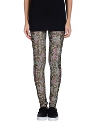 Patrizia Pepe Trousers Leggings Women Military Green