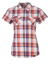Salomon Equation Blouse Nectarine Artist Grey White Red