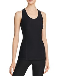 X By Gottex Mesh Insert Racerback Tank Compare At 52 Black