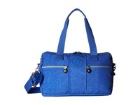 Kipling Izabela Satchel Sailor Blue Satchel Handbags