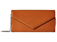 Lodis Audrey Nina Crossbody Toffee Chocolate Cross Body Handbags Tan