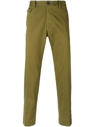 Diesel Chino Trousers Green