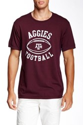 Original Retro Brand Texas A And M University Manziel 2 Tee Red