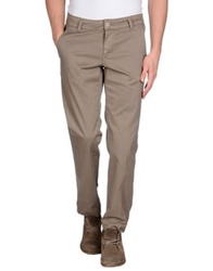 Mario Matteo Mm By Mariomatteo Casual Pants Beige