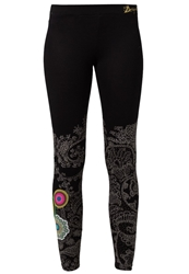 Desigual Laia Leggings Black