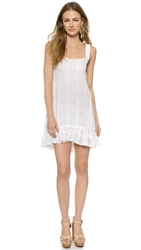 Rebecca Minkoff Kemper Dress Chalk