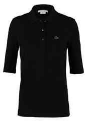 Lacoste Polo Shirt Noir Black