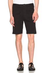 Patrik Ervell Long Shorts In Black