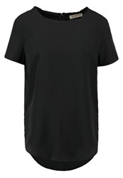 Abercrombie And Fitch Essential Blouse Black