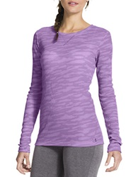 Under Armour Thermal Top Lilac