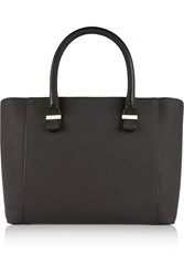 Victoria Beckham Quincy Textured Leather Tote