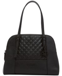 Guess Huntley Cali Medium Satchel Coal