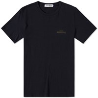 Undercover Small Chest Logo Tee Black