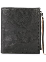 Diesel 'Juppyter Zip' Wallet Black