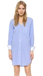 Rag And Bone Shults Dress Blue White