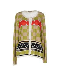 Maliparmi Knitwear Cardigans Women Light Green