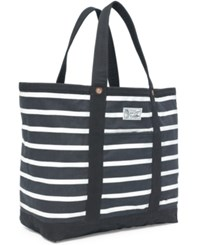 Polo Ralph Lauren Striped Canvas Tote