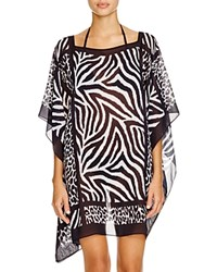 Carmen Marc Valvo Tunic Swim Cover Up