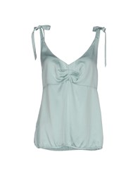 L'autre Chose L' Autre Chose Topwear Tops Women Light Green