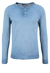 Tom Tailor Denim Long Sleeved Top Dark Duck Blue Dark Blue