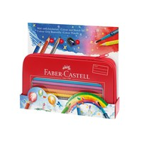 Faber Castell Colour Grip And Sketch Set Set Of 16