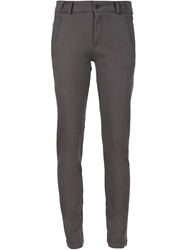 Transit Slim Fit Trousers Grey