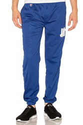 Undefeated 5 Strike Mesh Warm Up Pant Blue