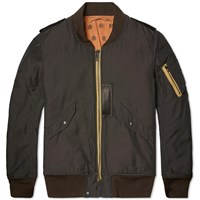 Sasquatchfabrix. Kakishibu Flight Jacket Black