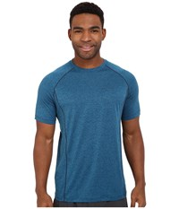 Merrell Connect Tee Legion Blue Heather Men's T Shirt
