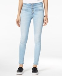 Celebrity Pink Body Sculpt By Juniors' The Slimmer High Waist Skinny Jeans Alyson