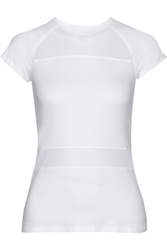 Lija Fuse Match Point Paneled Mesh Top