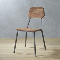 Cb2 Rail Chair
