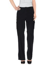 Polo Jeans Company Trousers Casual Trousers Women Black