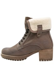 Dockers By Gerli Winter Boots Taupe Brown