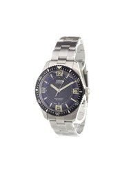 Oris 'Divers Sixty Five' Analog Watch Stainless Steel