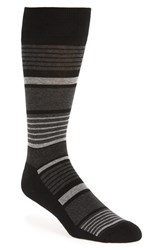 Nordstrom Men's Men's Shop Stripe Cotton Blend Socks