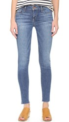 Joe's Jeans The Icon Mid Rise Skinny Ankle Jeans Roamie