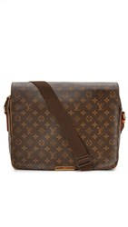 Wgaca Louis Vuitton Monogram Valmy Gm Bag Previously Owned Brown