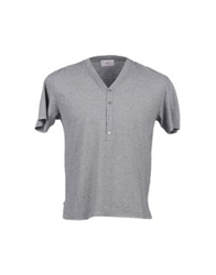 Sleep Short Sleeve T Shirts Grey