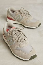 Anthropologie New Balance 696 Sneakers Moss