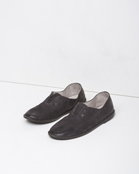 Marsell Strasacco Laceless Oxford Black